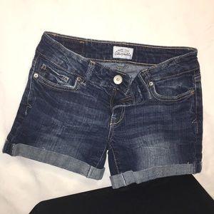 Aeropostale Jean shorts, size 0, like new